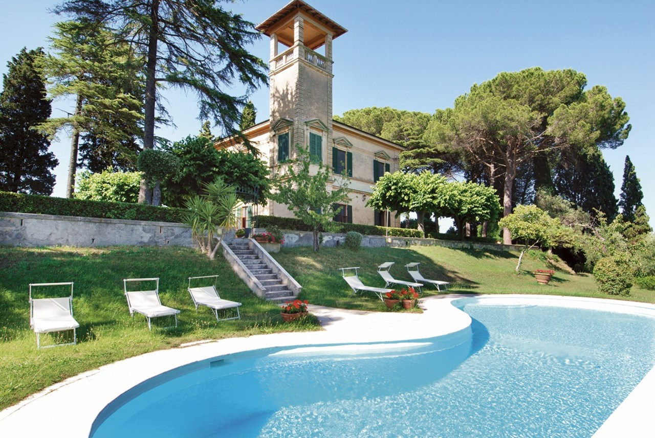 WIMCO Villas, HII BEL, Italy, Tuscany, 4 bedrooms, 2.5 bathrooms