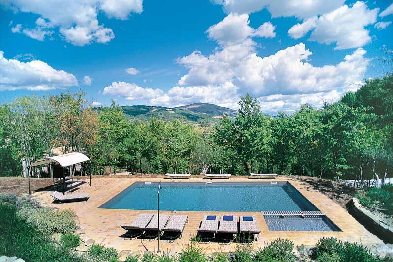 WIMCO Villas, Villa HII CAT, Cataccio, Umbria, Italy, Family-Friendly, Pool, 4 Bedroom, 4 Bathroom, Villa Pool, WiFi