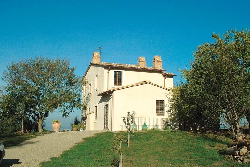 WIMCO Villas, Villa HII POL, Poilio, Umbria, Italy, Family-Friendly, Pool, 4 Bedroom, 4 Bathroom, Exterior, WiFi