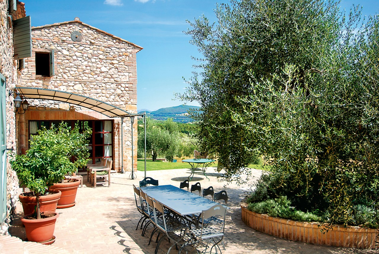 WIMCO Villas, Vallefalcone, HII VLL, Italy, Umbria, Family Friendly Villa, 6 Bedroom Villa, 6 Bathroom Villa, Pool, Exterior, WiFi