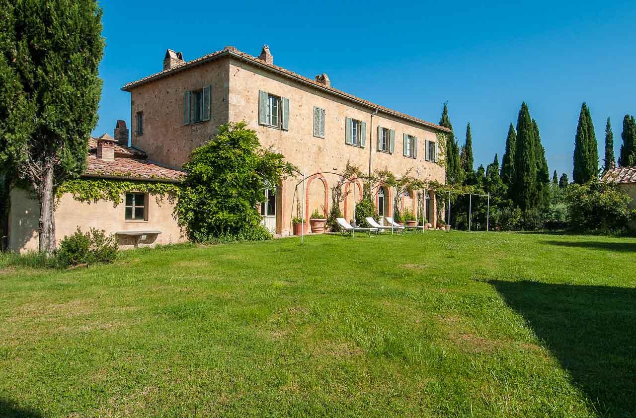 WIMCO Villas, SAL FON, Italy, Tuscany/Val D Orcia, 5 bedrooms, 5 bathrooms