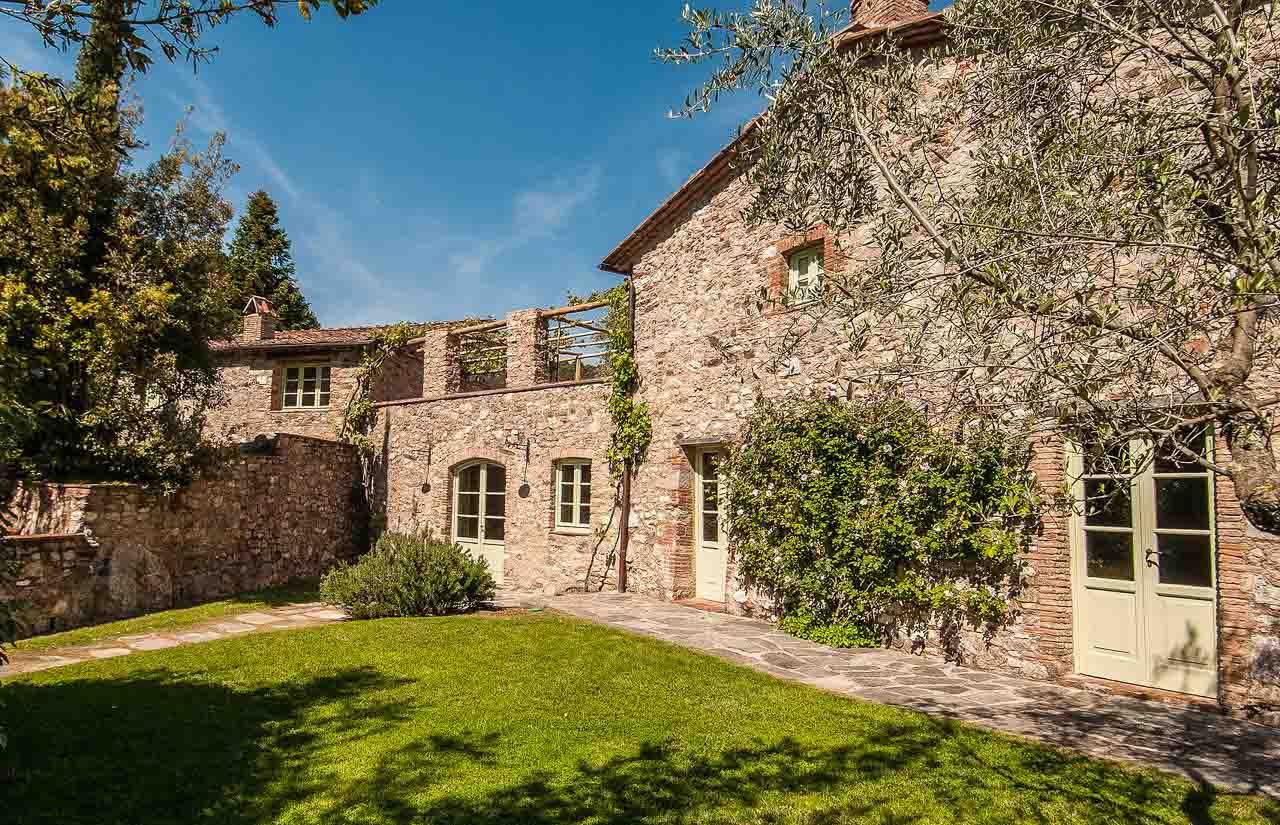 WIMCO Villas, SAL SOR, Italy, Tuscany/Lucca, 6 bedrooms, 6 bathrooms