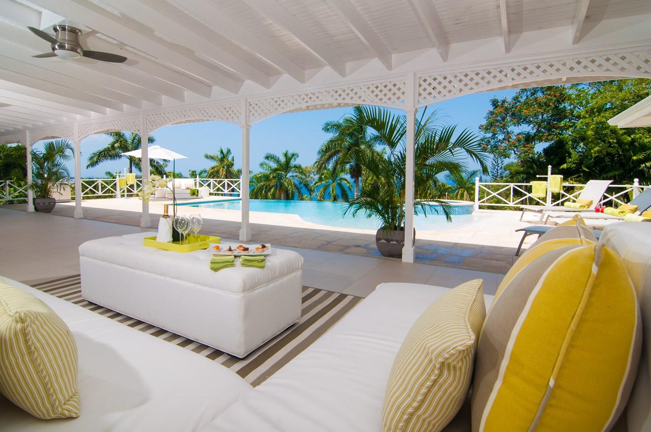 WIMCO Villas, Allamanda, VL ALA, Jamaica, Montego Bay, Family Friendly Villa, 5 Bedroom Villa, 5 Bathroom Villa, Pool, Terrace, WiFi