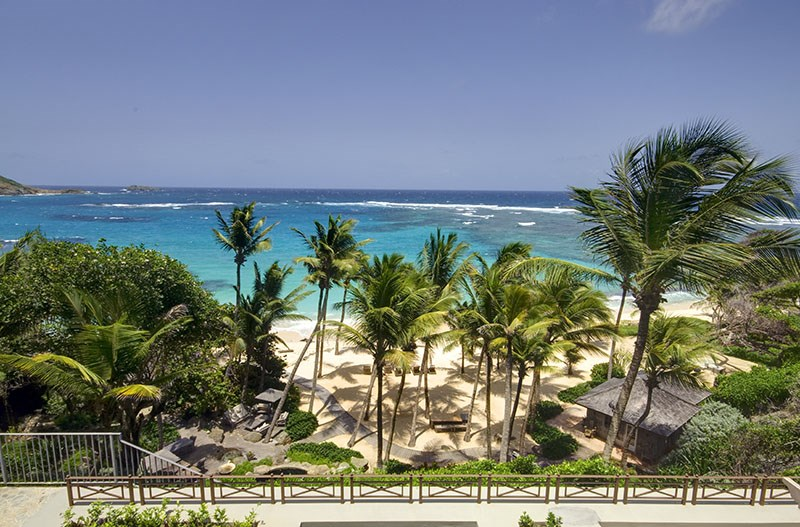 Mustique Tennis Vacation Villas from WIMCO Villas