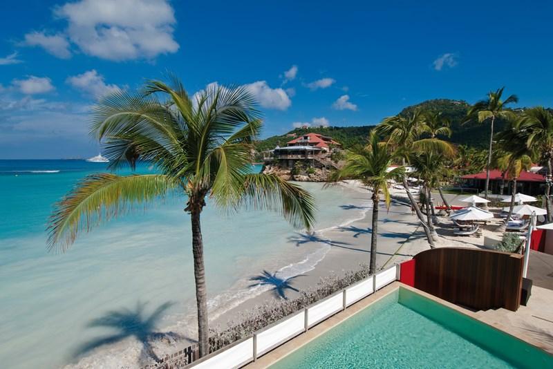 WIMCO Villas, Villa ERV NIN, Nina, St. Jean Beach, St. Barthelemy, Family-Friendly, Pool, 2 Bedroom, 3 Bathroom, Villa Pool, WiFi