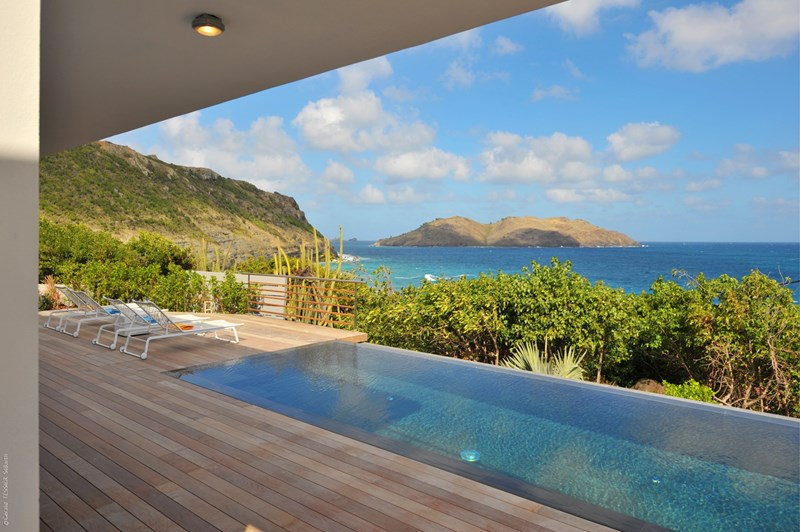 WIMCO Villas, Villa WV ABS, Eranos, Anse des Cayes, St. Barthelemy, Family-Friendly, Pool, 2 Bedroom, 2 Bathroom, Villa Pool, WiFi