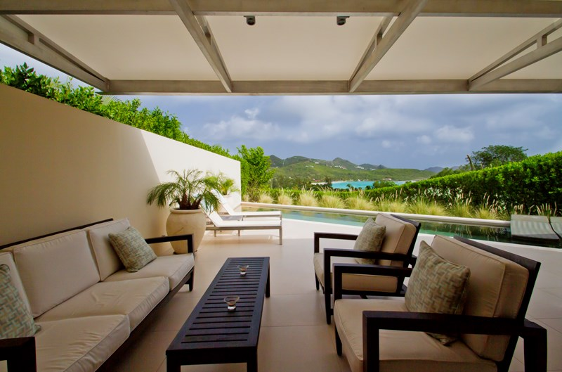 WIMCO Villas, WV ACE, St. Barthelemy, St. Jean, 1 Bedroom Villa, 2 Bathroom Villa, Pool, Terrace, WiFi