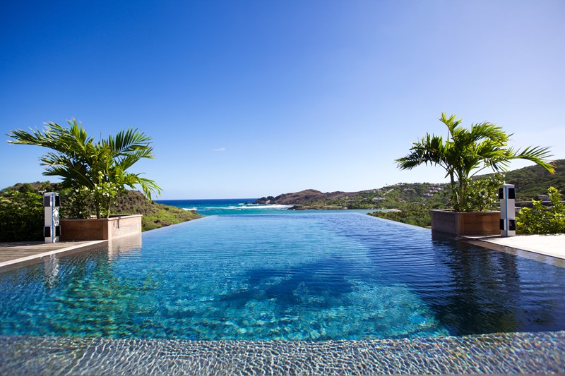 WIMCO Villas, Villa WV AMT, Amethyst, Petit Cul de Sac, St. Barthelemy, Family-Friendly, Pool, 2 Bedroom, 3 Bathroom, Villa Pool, WiFi