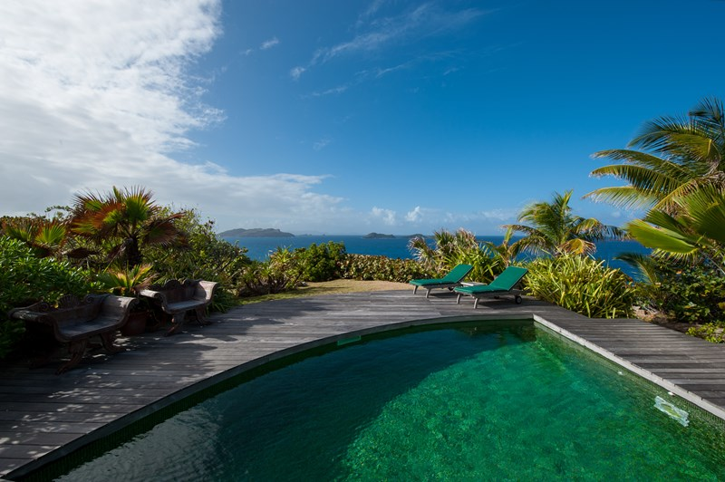 WIMCO Villas, Villa WV ATA, Atalante, Pointe Milou, St. Barthelemy, Pool, 1 Bedroom, 1 Bathroom, Villa Pool, WiFi