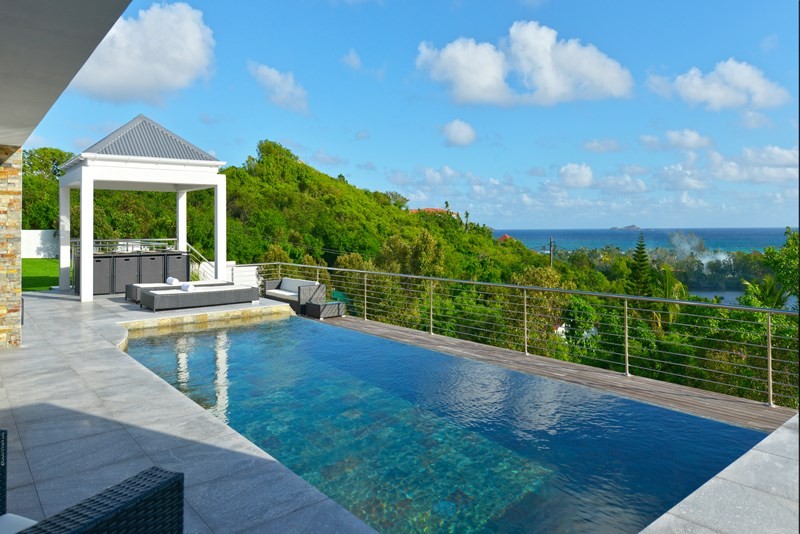 WIMCO Villas, Villa WV AYA, St. Jean, St. Barthelemy, Family-Friendly, Pool, 2 Bedroom, 2 Bathroom, Villa Pool, WiFi