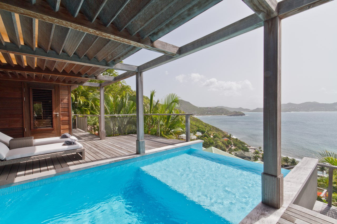 WIMCO Villas, WV BAY, St. Barthelemy, Pointe Milou, 2 bedrooms, 2 bathrooms