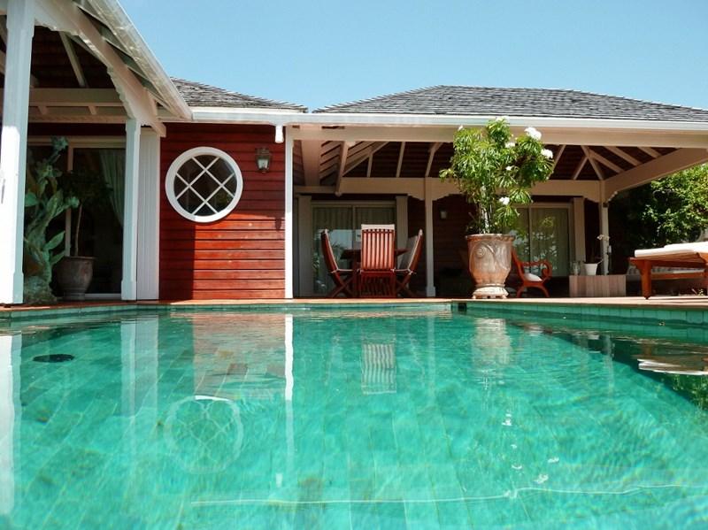 WIMCO Villas, Villa WV EUG, Eugenia, Grand Cul de Sac, St. Barthelemy, Pool, 1 Bedroom, 1 Bathroom, Villa Pool, WiFi
