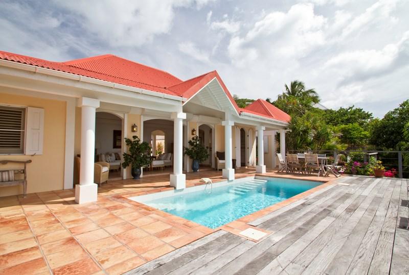 WIMCO Villas, Value Villa, St Barths, WV HBV