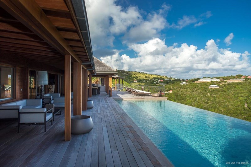 WIMCO Villas, St Barths, Marigot Bay, WV JOY, Villa Joy, 5 Bedrooms, 5 Bathrooms, Pool