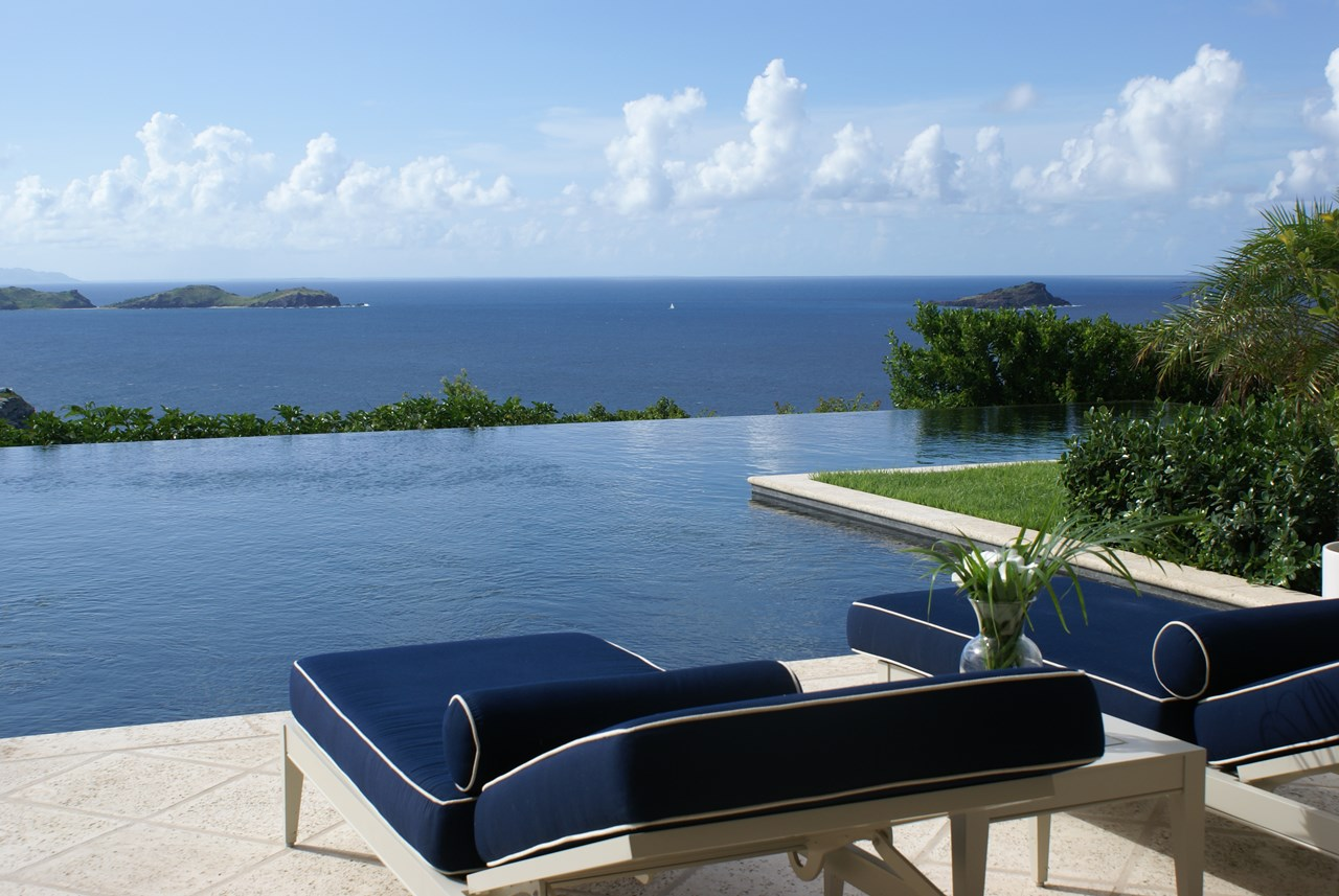 WIMCO Villas, WV PAT, St. Barthelemy, Mont Jean, 2 bedrooms, 3 bathrooms