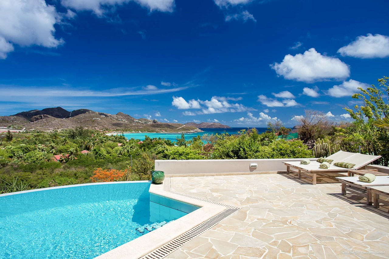 WIMCO Villas, WV SAS, St. Barthelemy, St. Jean, 2 bedrooms, 2 bathrooms