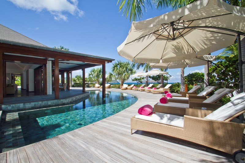 St Barths Luxury Rockstar Villas from WIMCO Villas