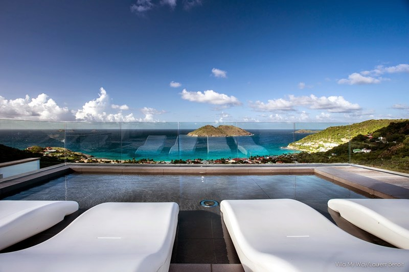 WIMCO Villas, St Barths, Colombier, Villa WV WAY, Villa My Way, Family Friendly, 5 Bedrooms, 5 Bathrooms, Pool