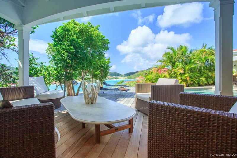 WIMCO Villas, Villa Xanadu, WV XAN, St. Barths, St. Jean, Family Friendly Villa, 4 Bedroom Villa, 4 Bathroom Villa, Pool, WiFi