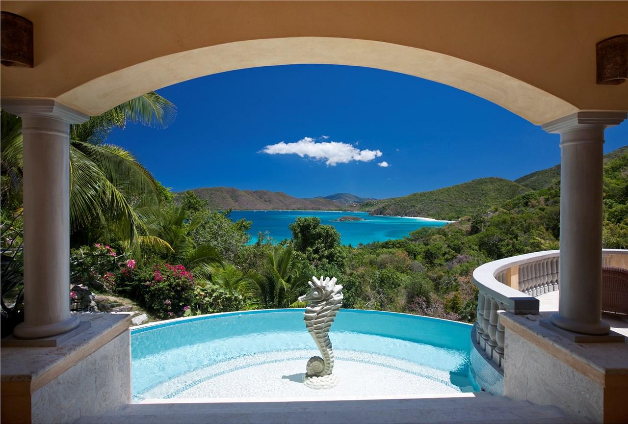 WIMCO Villas, MAS DEL, St. John, North Shore, 5 bedrooms, 6 bathrooms