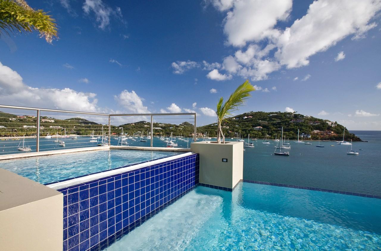 WIMCO Villas, MAS FRI, St. John, Great Cruz Bay, 6 bedrooms, 7 bathrooms
