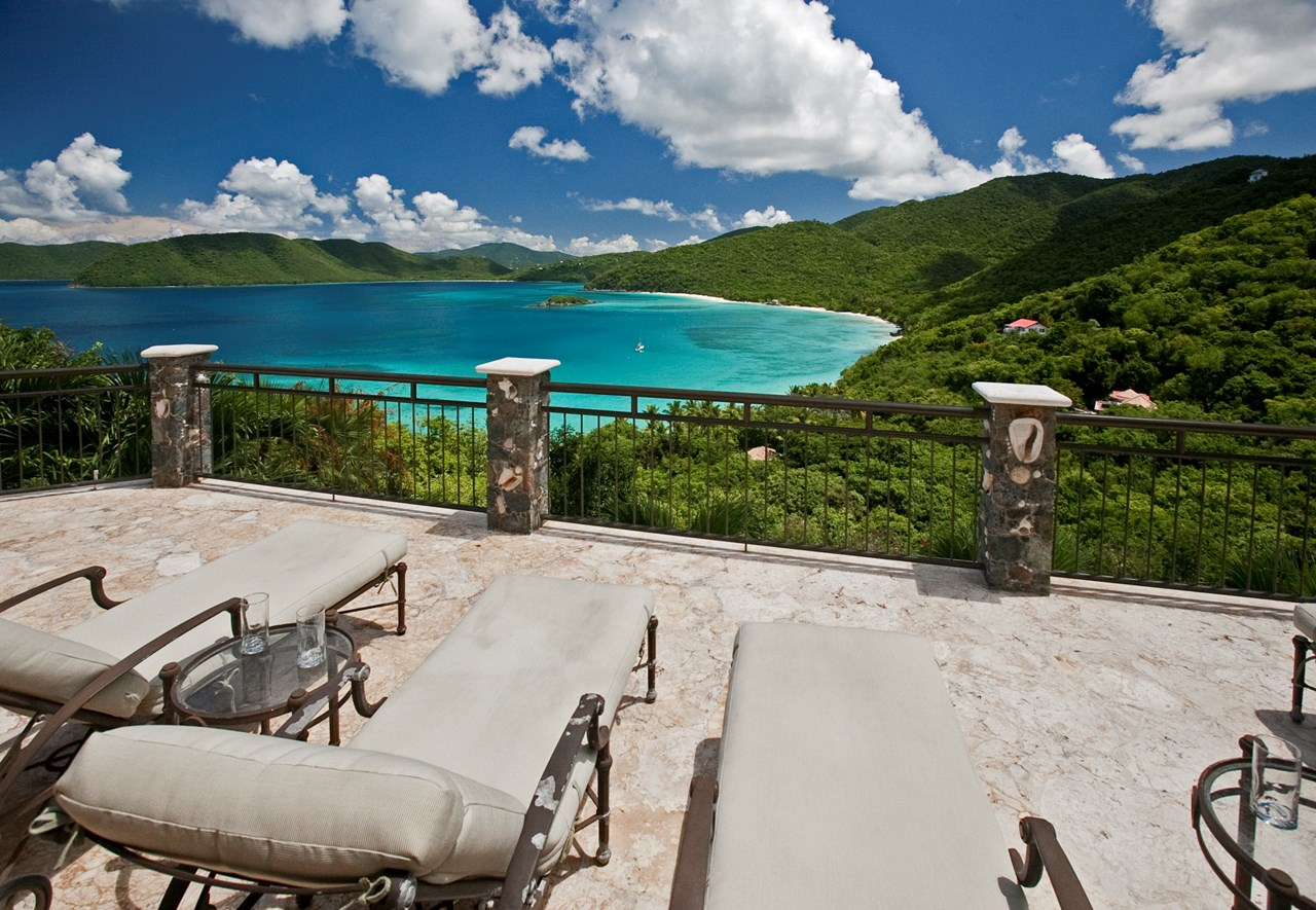 WIMCO Villas, MAS SEA, St. John, North Shore, 5 bedrooms, 5.5 bathrooms