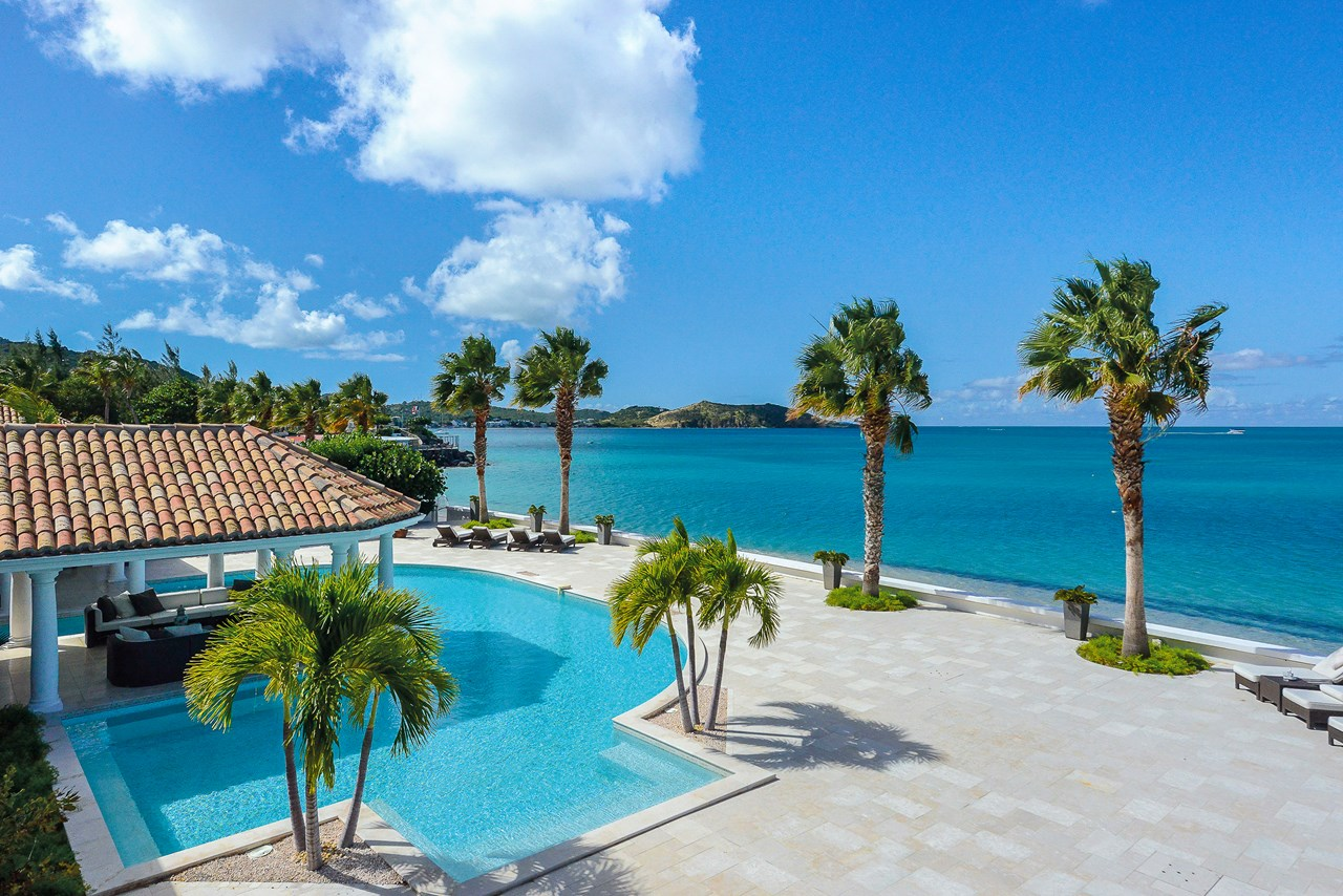 WIMCO Villas, C GUI, St. Martin, Beach Side/Grand Case, 5 bedrooms, 5.5 bathrooms