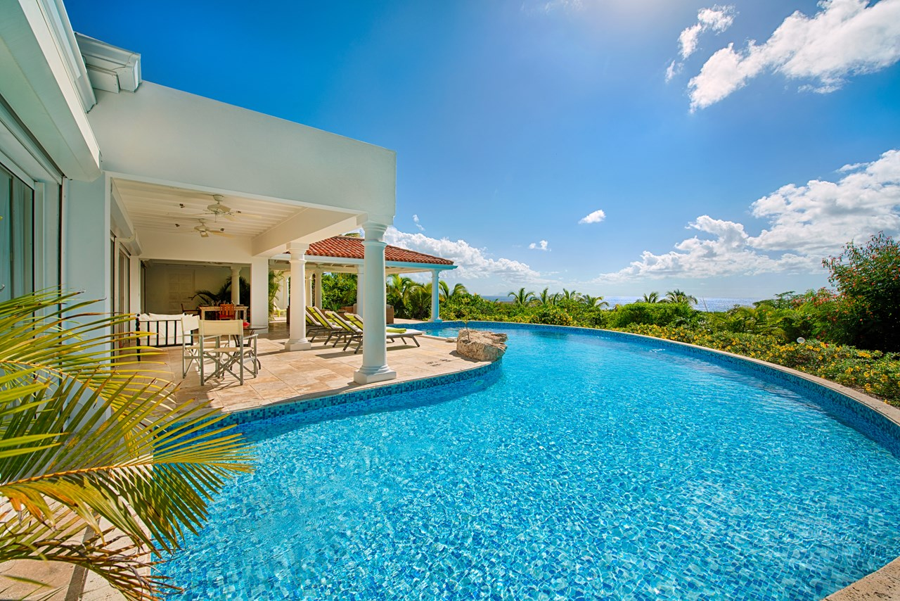 WIMCO Villas, C LUN, St. Martin, Hillside/Terres Basses, 2 bedrooms, 2 bathrooms