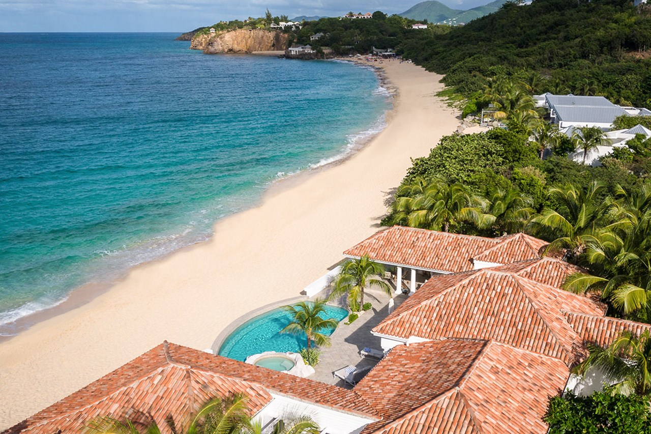 WIMCO Villas, C LYM, St. Martin, Beach Side/Baie Rouge, 2 bedrooms, 2.5 bathrooms