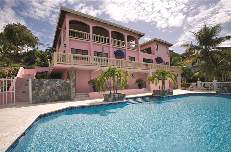WIMCO Villas, Azula Vista, MA AZU, St. Thomas, Secret Harbor, Family Friendly Villa, 4 Bedroom Villa, 5 Bathroom Villa, Pool, Villa Pool, WiFi