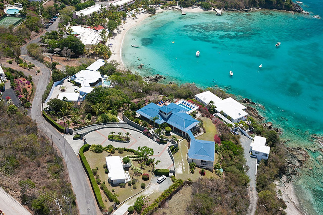 WIMCO Villas, MA BLS, St. Thomas, Secret Harbor, 5 bedrooms, 5 bathrooms