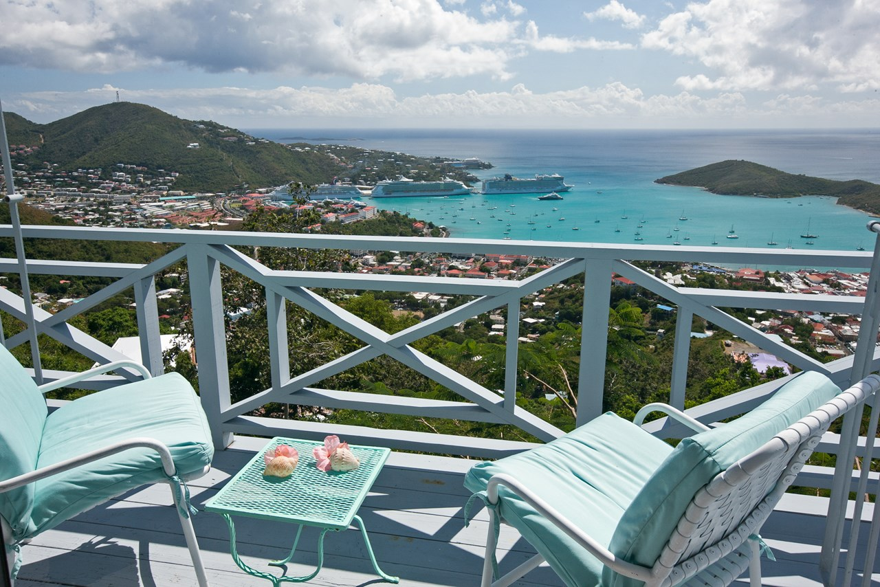 WIMCO Villas, MA CAR, St. Thomas, Charlotte Amalie, 1 bedrooms, 1 bathrooms
