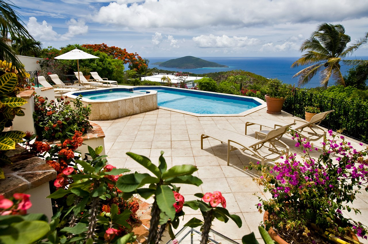 WIMCO Villas, MA GAR, St. Thomas, Magens Bay, 3 bedrooms, 3.5 bathrooms