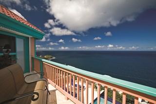 WIMCO Villas, Seabright, MA SEA, St. Thomas, Magens Bay, Family Friendly Villa, 2 Bedroom Villa, 2 Bathroom Villa, Pool, View from Villa, WiFi