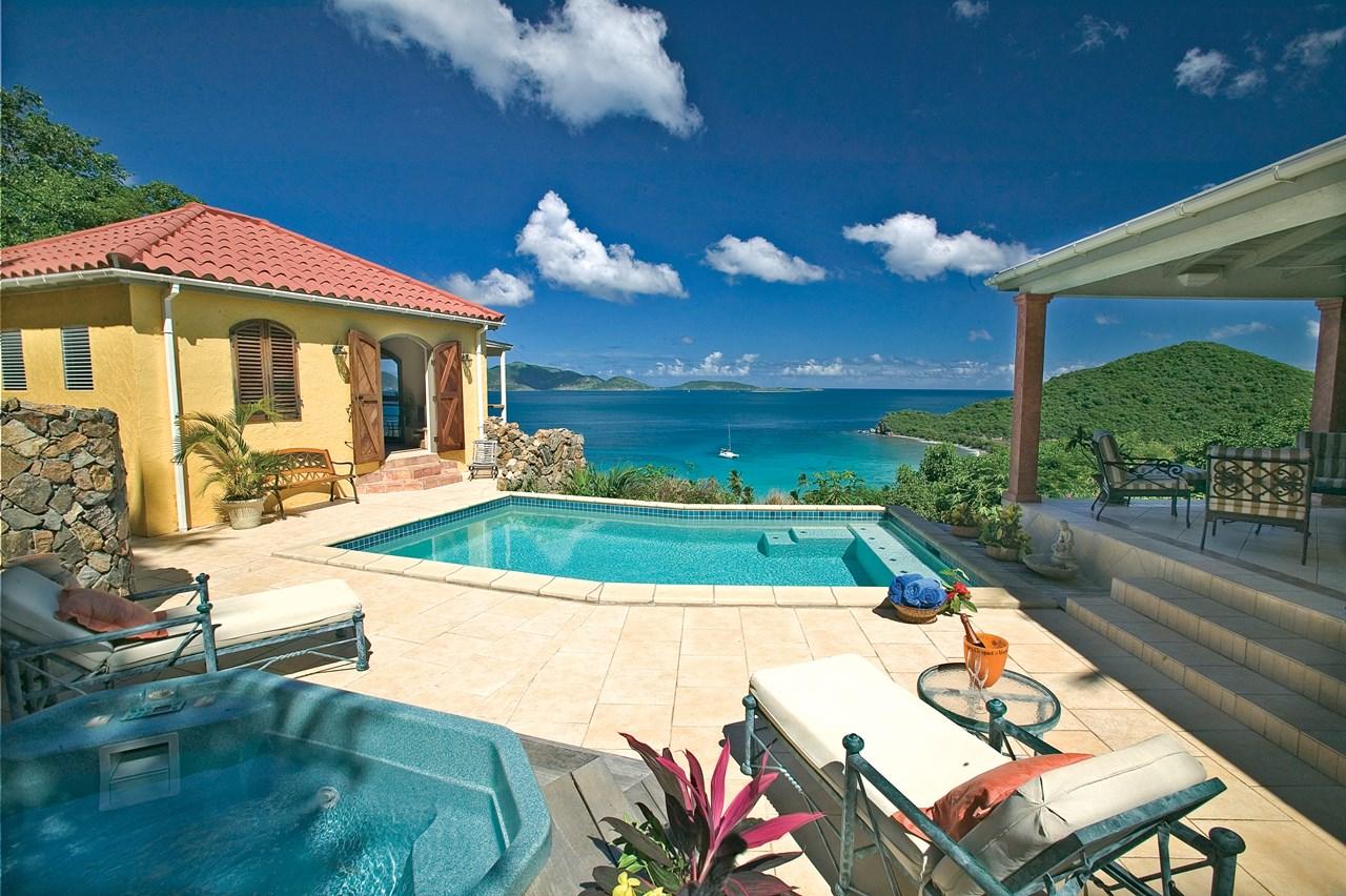 WIMCO Villas, MAT TAR, Tortola, West End/Belmont, 3 bedrooms, 3.5 bathrooms
