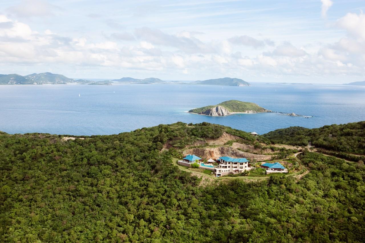 WIMCO Villas, PTR FAL, Tortola, Peter Island, 6 bedrooms, 7.5 bathrooms