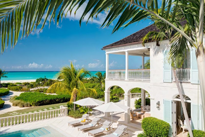Turks and Caicos Luxury Rockstar Villas from WIMCO Villas