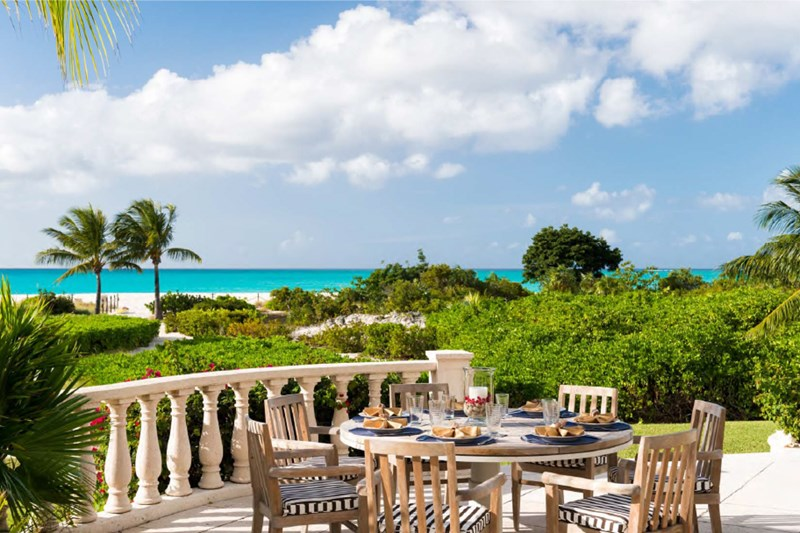 Turks and Caicos Villas with Staff from WIMCO Villas