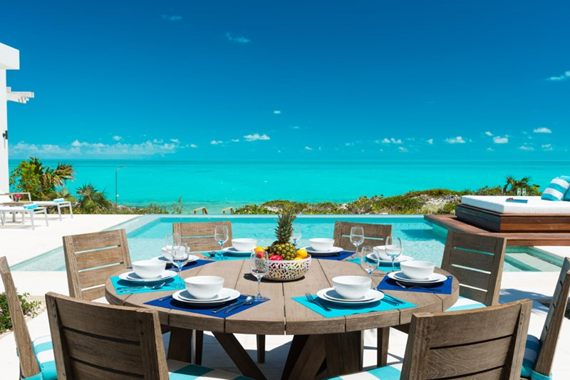 Turks and Caicos Villas for Golfers from WIMCO Villas