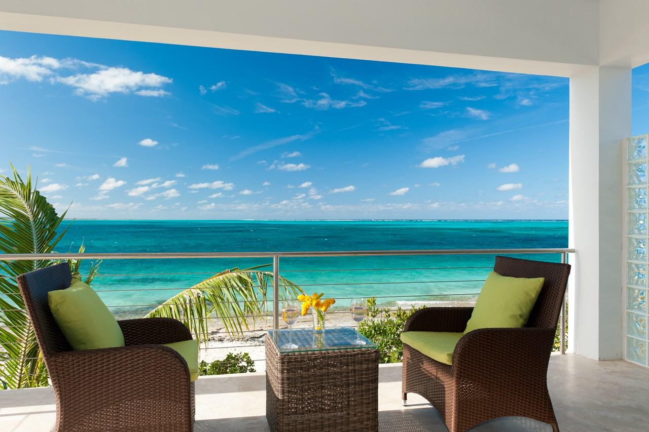 WIMCO Villas, Ocean Edge - The Cottages at Grace Bay, TNC OED, Turks & Caicos, Grace Bay/Beachside, 1 Bedroom Villa, 2 Bathroom Villa, Pool, Terrace, WiFi
