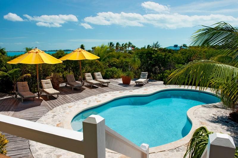 WIMCO Villas, Reef Beach House, TNC RFB, Turks & Caicos, Grace Bay/Beachside, Family Friendly Villa, 4 Bedroom Villa, 3 Bathroom Villa, Pool, Villa Pool, WiFi