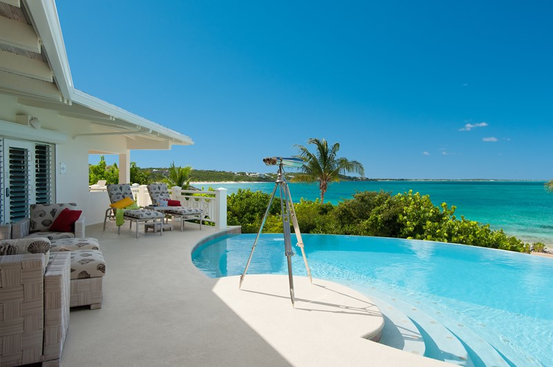 Turks and Caicos Incredible Pools from WIMCO Villas