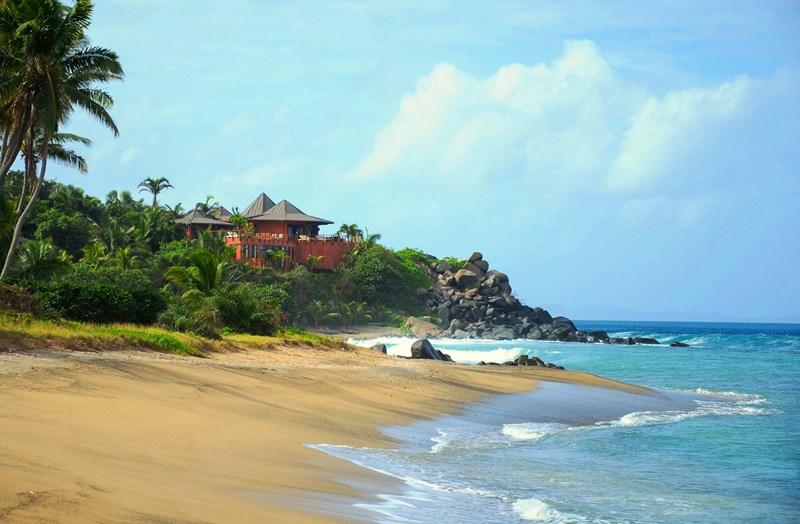 Virgin Islands Beachfront Villas in St Thomas, St John, Tortola, Virgin Gorda from WIMCO Villas