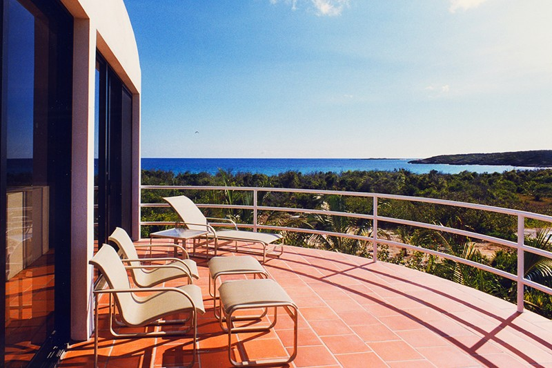 WIMCO Villas, CoveCastles, Anguilla, View from Villa, Book now with WIMCO Villas