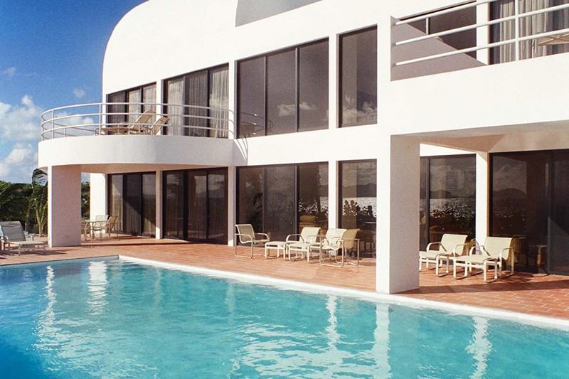 WIMCO Villas, CoveCastles, Anguilla, Villa Pool, Book now with WIMCO Villas