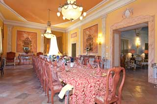 WIMCO Villas, Controni, CSL CON, Italy, Tuscany/Lucca, Family Friendly Villa, 11 Bedroom Villa, 11 Bathroom Villa, Pool, Dining Room, WiFi