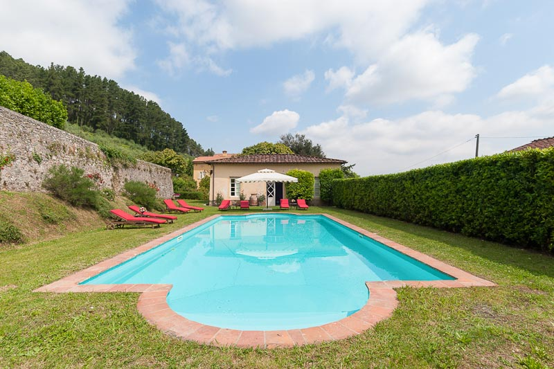WIMCO Villas, Controni, CSL CON, Italy, Tuscany/Lucca, Family Friendly Villa, 11 Bedroom Villa, 11 Bathroom Villa, Pool, Villa Pool, WiFi