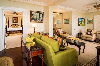 WIMCO Villas, Half Moon, A RockResort, Jamaica, Living Room, Book now with WIMCO Villas