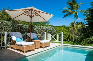 WIMCO Villas, Cotton House, Mustique, Villa Pool, Book now with WIMCO Villas