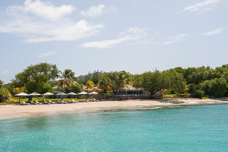 WIMCO Villas, Hotel, Cotton House, Mustique, Book a Hotel Room now with WIMCO Villas